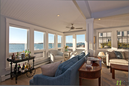Harbor Front Cottage Renovation