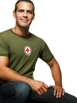 TV Host, NYC American Red Cross campaign