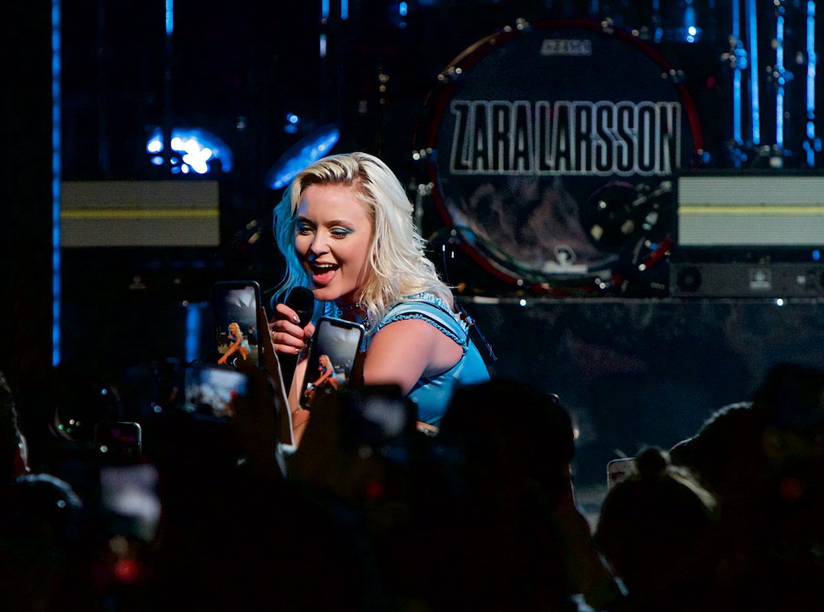 Zara Larsson Don