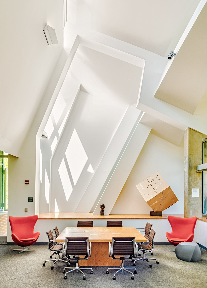 Princeton, NJ   -   Frank Gehry, architect  -  2008