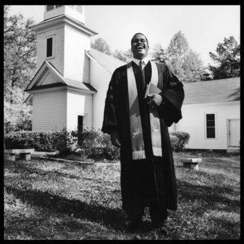 """I do favor myself a little old country preacher. I probably could pastor a larger church in a different area.  But I've never been a preacher who's in the ministry for the car I drive or the clothes on my back. I never want to feel like I got to get a bigger church to feel validated in this ministry. Nah, man, fart on that.'"