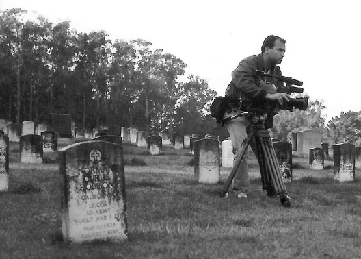 Larry - Presidio National Cemetery, San Francisco (KPIX-TV 1990)