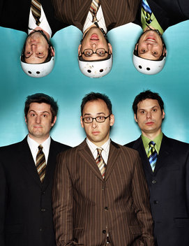 Michael Ian Black, Michael Showalter & David Wain