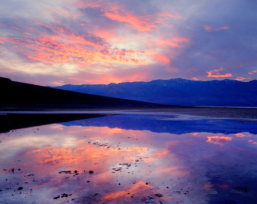 Badwater - Death Valley, California