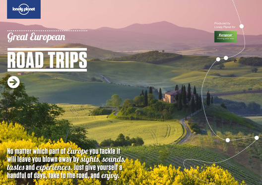 Jump in the car and follow one of our great European road trips, from the French Riviera to the Tuscan countryside.