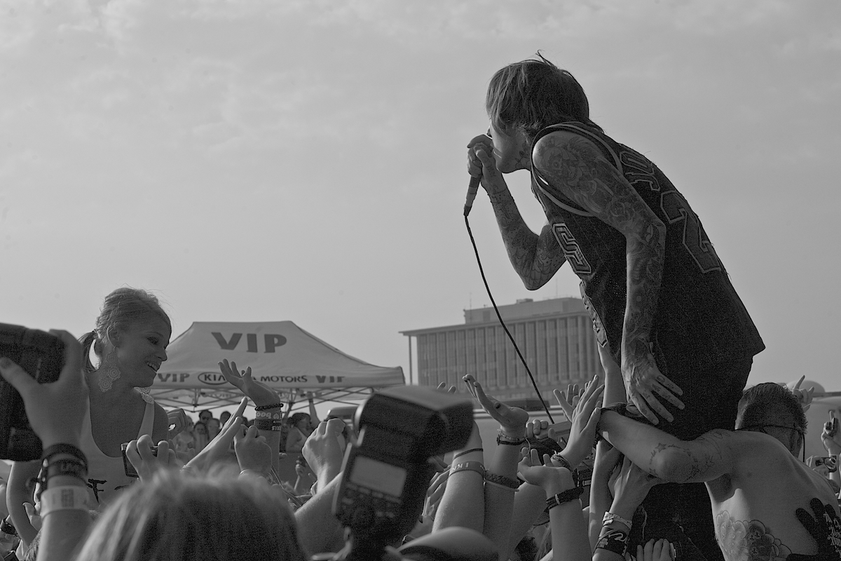 Warped Tour 2010 Camden, NJ