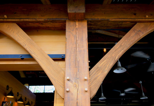 Timber framing