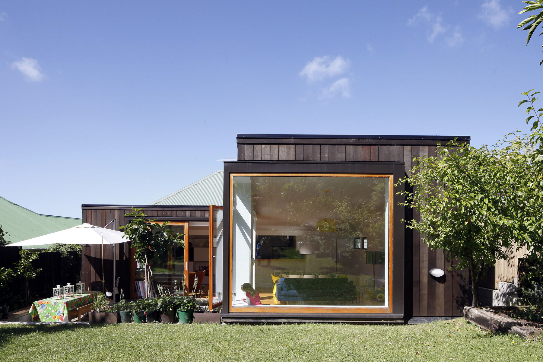 Grey lynn house kerr ritchie architects queenstown new zealand