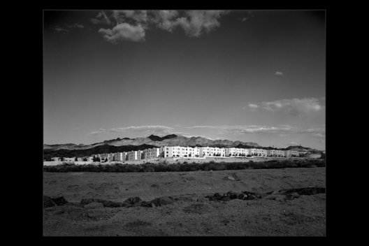 housing tract, Laughlin