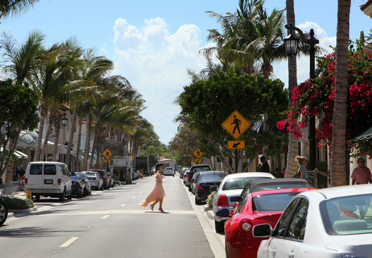 Worth Avenue - Palm Beach, Florida