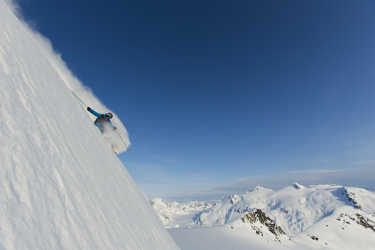 Ian McIntosh, Neacola Mountains, Alaska