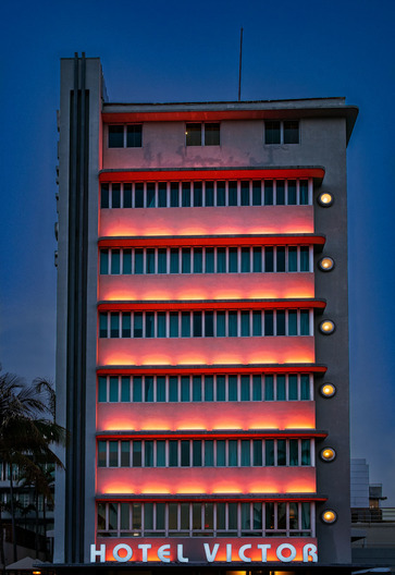 1144 Ocean Dr., Miami Beach, FL  -  Lawrence Murray Dixon, architect