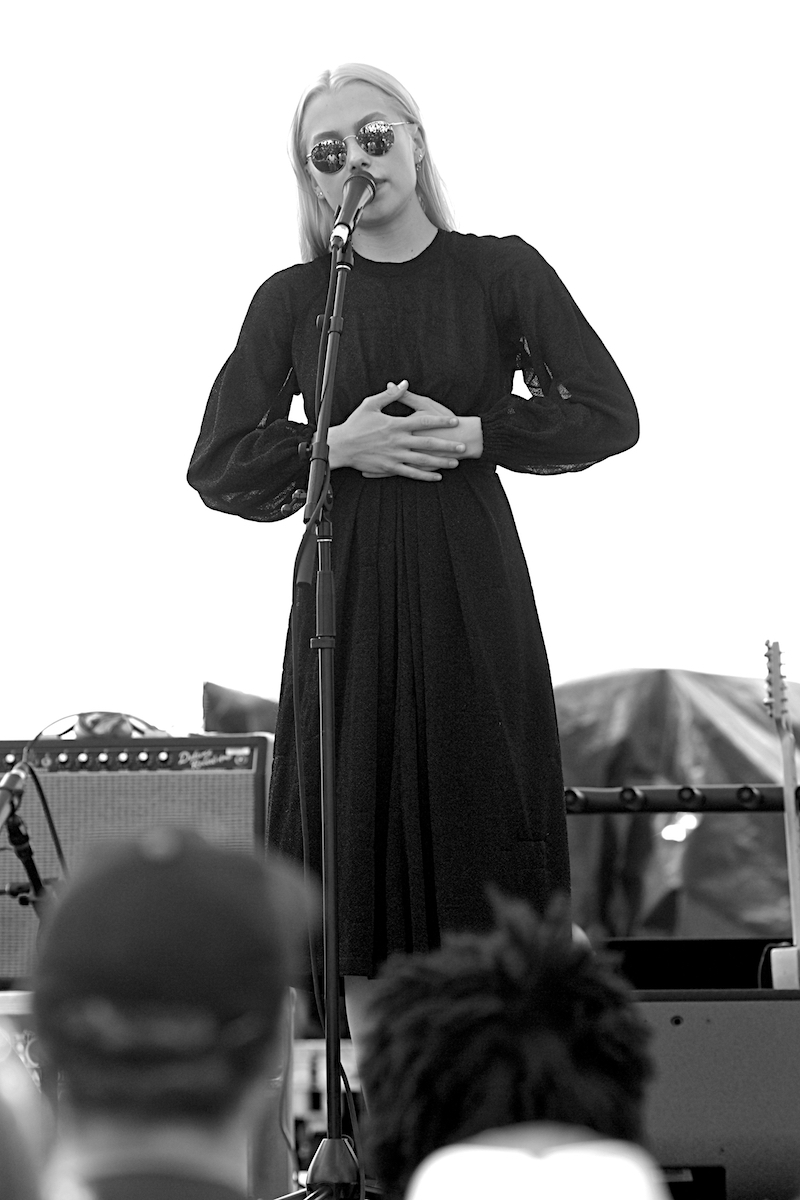 Phoebe Bridgers 25 Years of XPoNential Music Festival  River Stage Camden, NJ July 29, 2018  DerekBrad.com