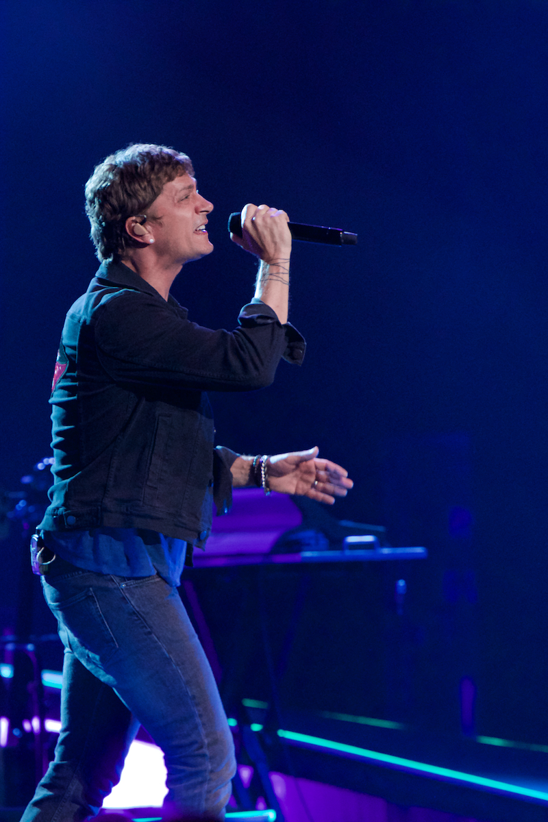 Rob Thomas Chip Tooth Tour The Met Philadelphia, Pa July 13, 2019  DerekBrad.com