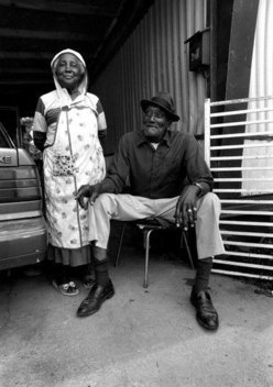 Photographed while on assignemnt for One World Magazine in Clarksdale, Mississippi