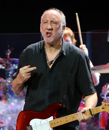 Pete Townsend, The Who