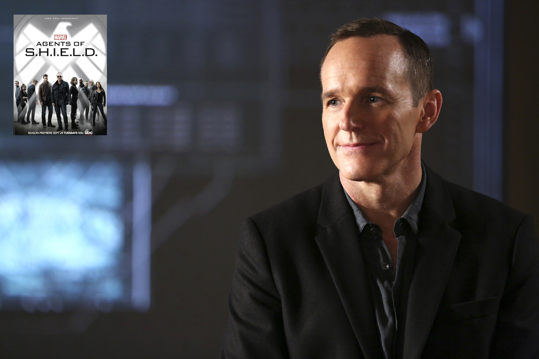 "MARVEL'S AGENTS OF S.H.I.E.L.D. - ""Many Heads, One Tale"" - The S.H.I.E.L.D. team discovers dangerous truths about the ATCU, and Ward's plans to destroy S.H.I.E.L.D. take a surprising twist, on ""Marvel's Agents of S.H.I.E.L.D.,"" TUESDAY, NOVEMBER 17 (9:00-10:00 p.m., ET) on the ABC Television Network. (ABC/John Fleenor)