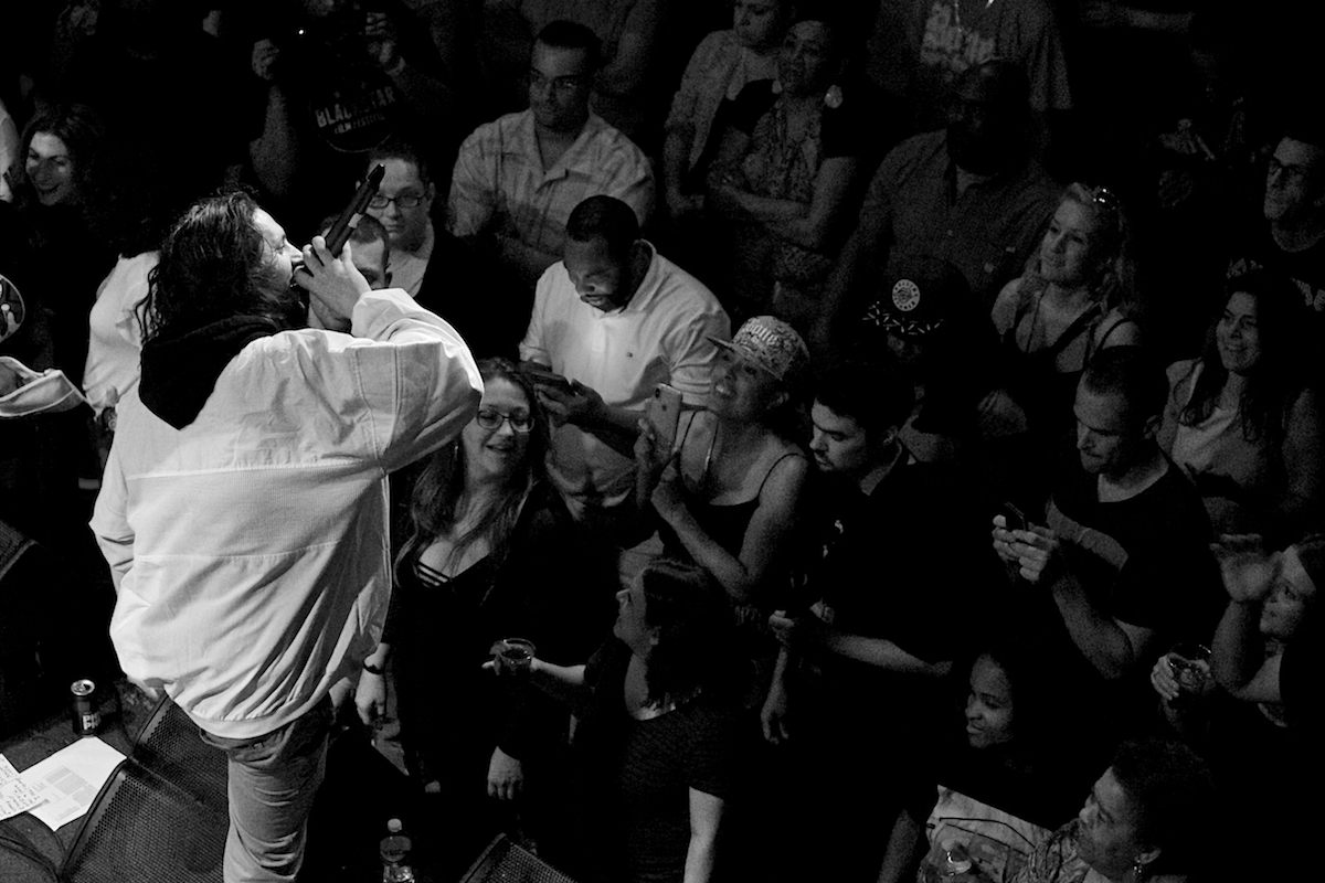 Mic Stew The Ardmore Music Hall Ardmore, Pa June 16, 2018  DerekBrad.com