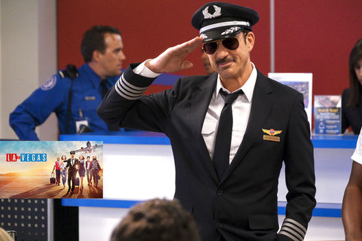 LA TO VEGAS: Dylan McDermott in the The Fellowship Of The Bear episode of LA TO VEGAS airing Tuesday, Feb. 6 (9:00-9:30pm ET/PT) on FOX. CR: JOHN P FLEENOR/FOX