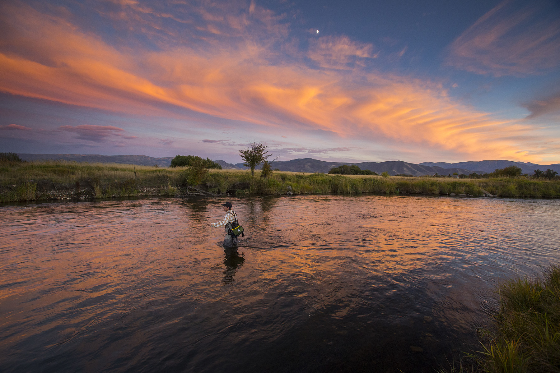 Middle Provo River, Fly Fishing, Utah