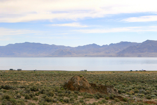 Pyramid Lake, Nevada