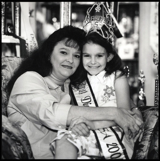 """The pageant circuit is big in the Southern states of the East Coast. I think it may be so predominant in the South because it goes back to the old South where you had the debutantes and the coming out balls. It actually comes from our roots, our ancestors. They always made a big thing about presenting their daughters."""