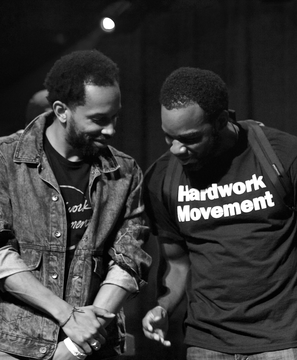 Hardwork Movement The Ardmore Music Hall Ardmore, Pa March 30, 2018  DerekBrad.com
