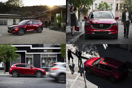 Mazda / CX-5 / Brian Konoske Photography