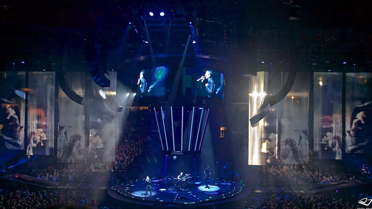 PRG XL Video Drones World Tour Wells Fargo Center Philadelphia, Pa January 31, 2016  DerekBrad.com  Drones World Tour Wells Fargo Center Philadelphia, Pa January 31, 2016  DerekBrad.com