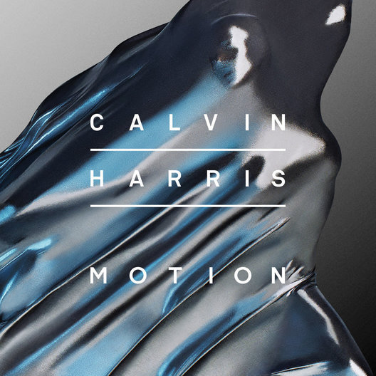 "This CD cover image released by Columbia shows ""Motion,"" by Calvin Harris. (AP Photo/Columbia) ** Usable by LA, DC, CGT and CCT Only **"