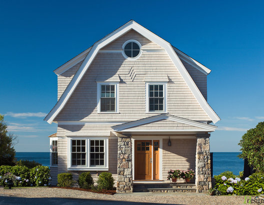 Water Front Shingle Style