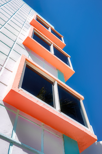 Miami Beach, FL  -  Gilbert Fein Architect - 1952