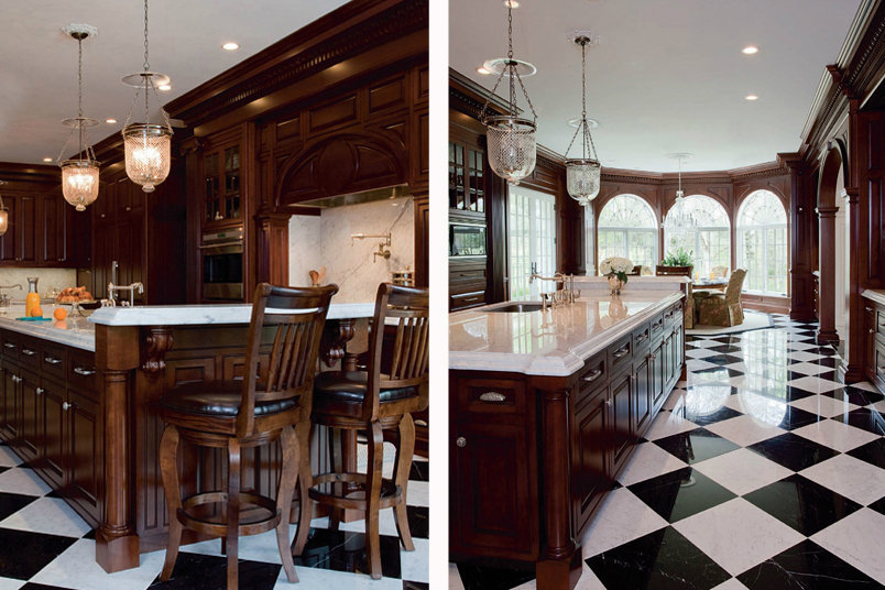 Photography by Christina Wedge for Kitchen Trends Magazine Vol. 29 #12