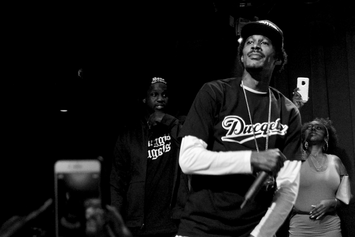 Bone Thugs-N-Harmony The Ardmore Music Hall Walking Bear Productions Ardmore, Pa June 16, 2018  DerekBrad.com
