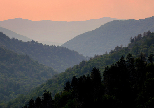 Smokey Mountains, Tennessee/North Carolina Border