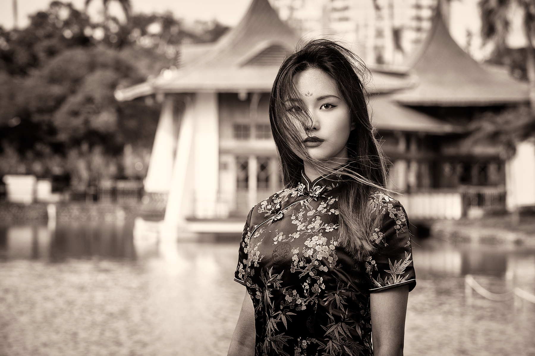 Taiwan Photographer Henry Westheim: Beauty and Fashion Portrait Photography