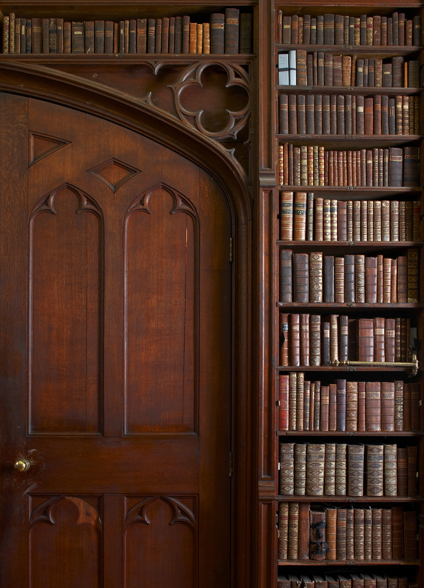 Library            &nbspPrideaux Place            &nbspCountry Life