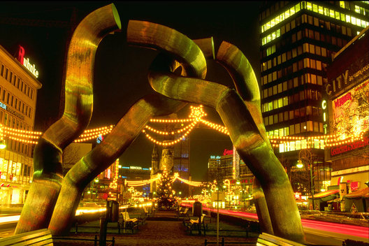 Berlin Sculpture, Germany
