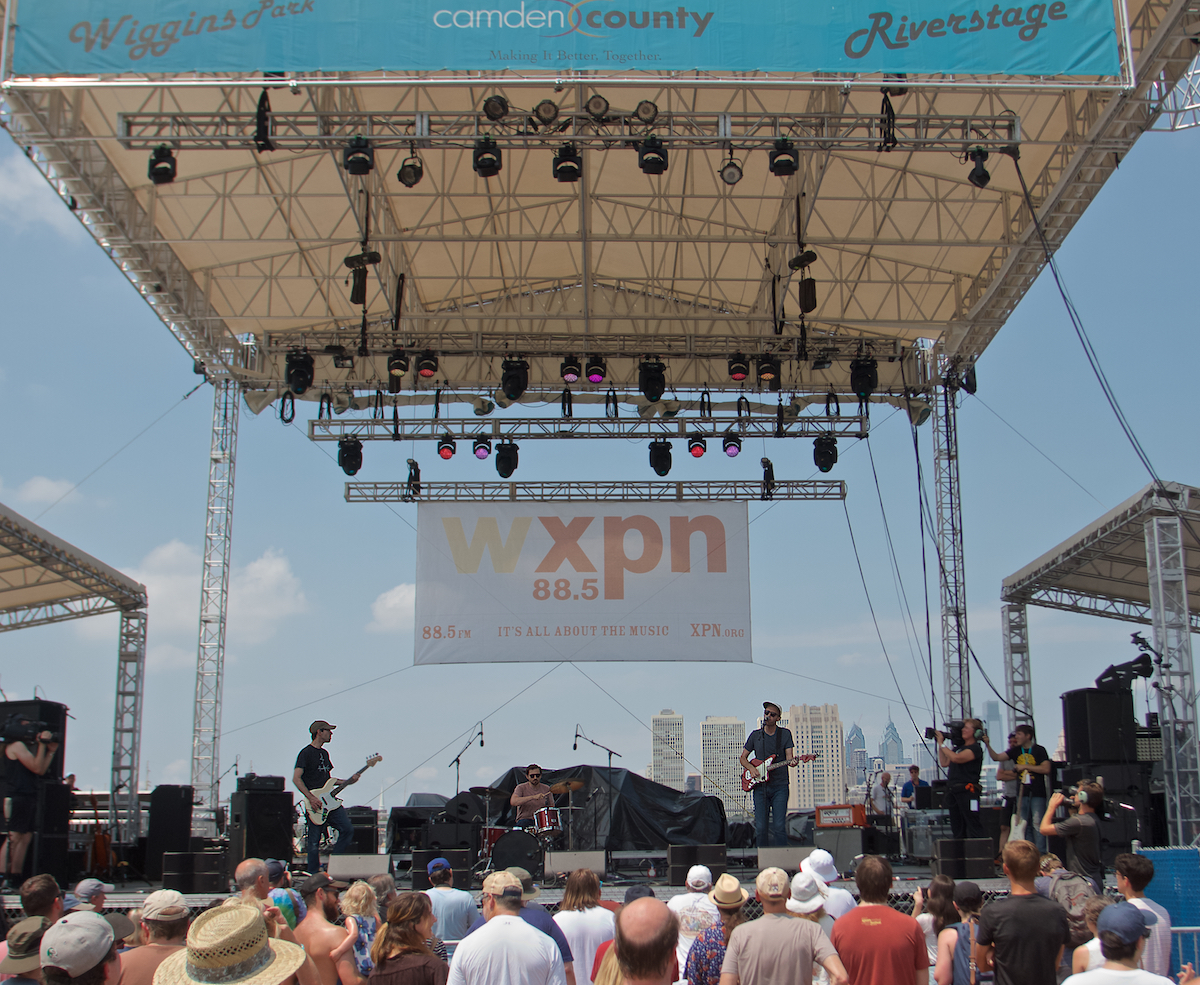 Hurry 25 Years of XPoNential Music Festival  River Stage Camden, NJ July 28, 2018  DerekBrad.com