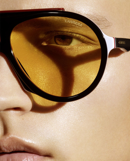 Mens Eyewear shot by Pawel Pysz, Model Nathaniel Vasser