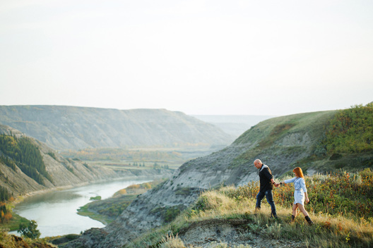 Engagement Photography in Edmonton by Kelsy Nielson