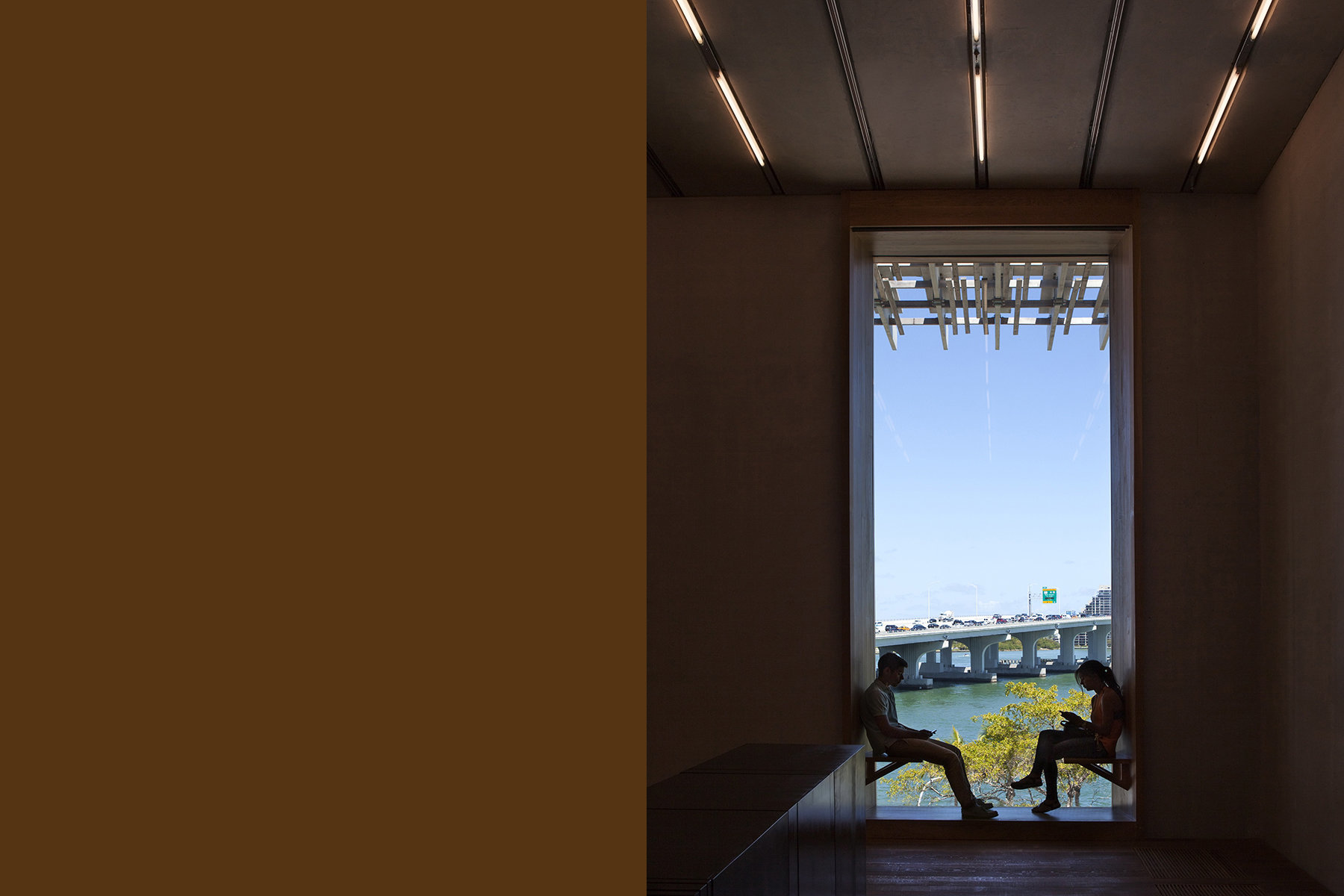 Astounding Perez Art Museum Window Seat Paul Stoppi Architectural Pdpeps Interior Chair Design Pdpepsorg