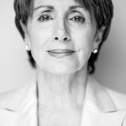 Nancy Pelosi,  Speaker of the House, photographed for TIME magazine in La Jolla, San Diego, Ca.