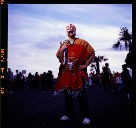 49ers Faithful // San Francisco Chronicle