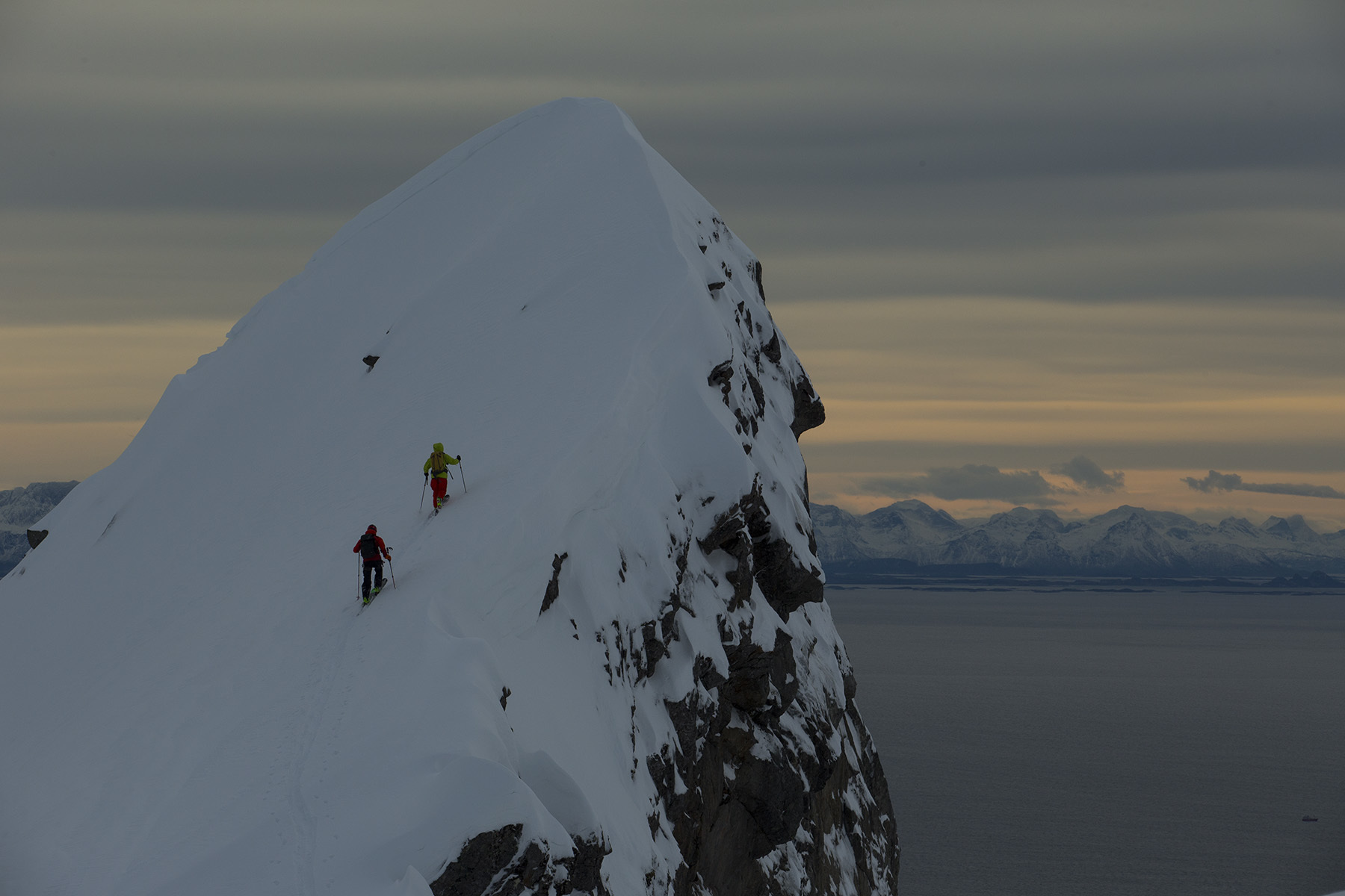 Stian Hagen, Austin Ross, Lofoten Islands, Norway