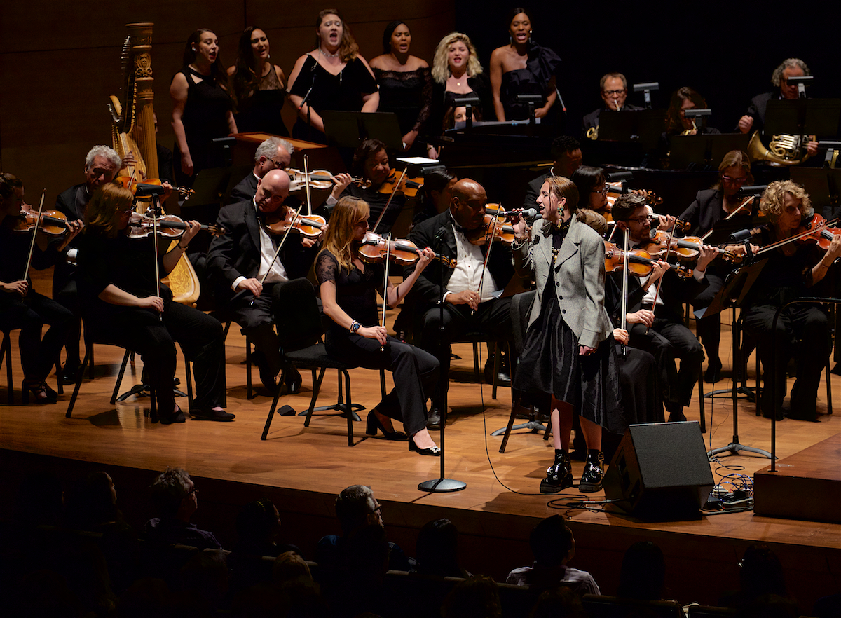 Women Warriors: The Voices of Change Orchestra Moderne NYC  Alice Tully Theater New York, NY September 20, 2019  DerekBrad.com