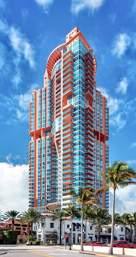 Miami Beach, FL  -  Sieger Architectural Partnership, architects - 1997