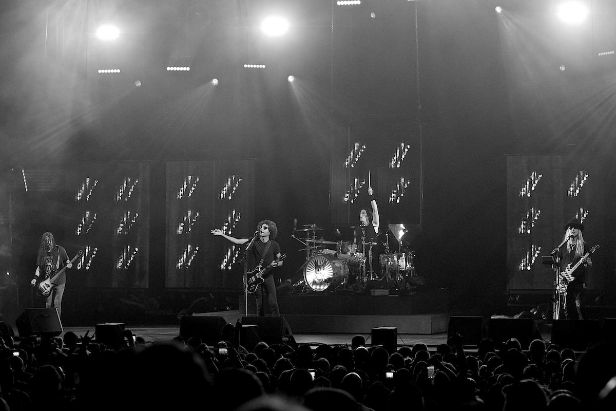 Alice In Chains BB&T Pavilion Camden, NJ August 3, 2019  DerekBrad.com