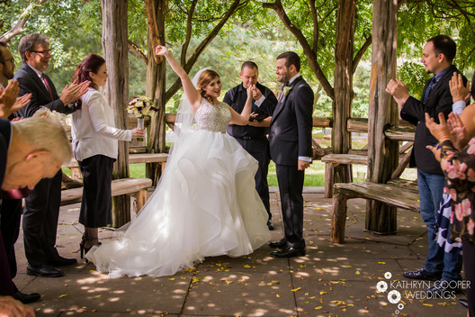 Central Park wedding photographer wedding dress by Pnina Tornai in Cop Cot nyc