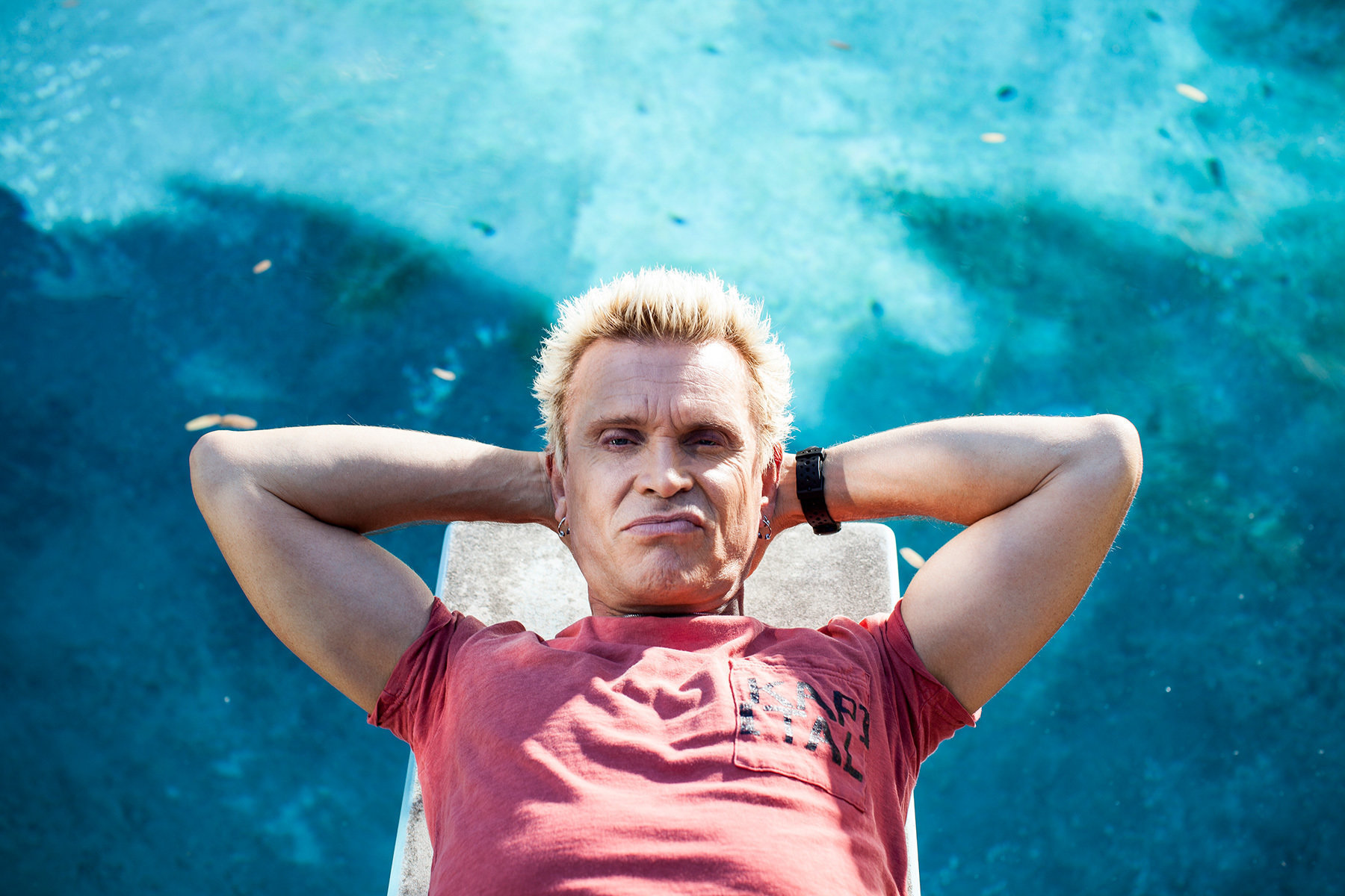 Billy Idol; Der Spiegel